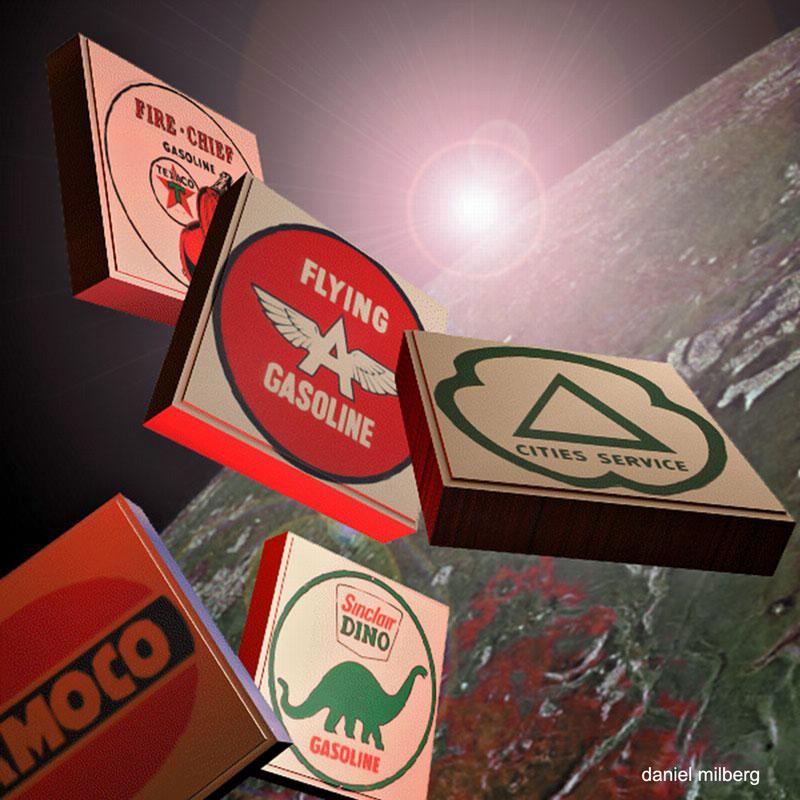 Orbiting Oil Companies